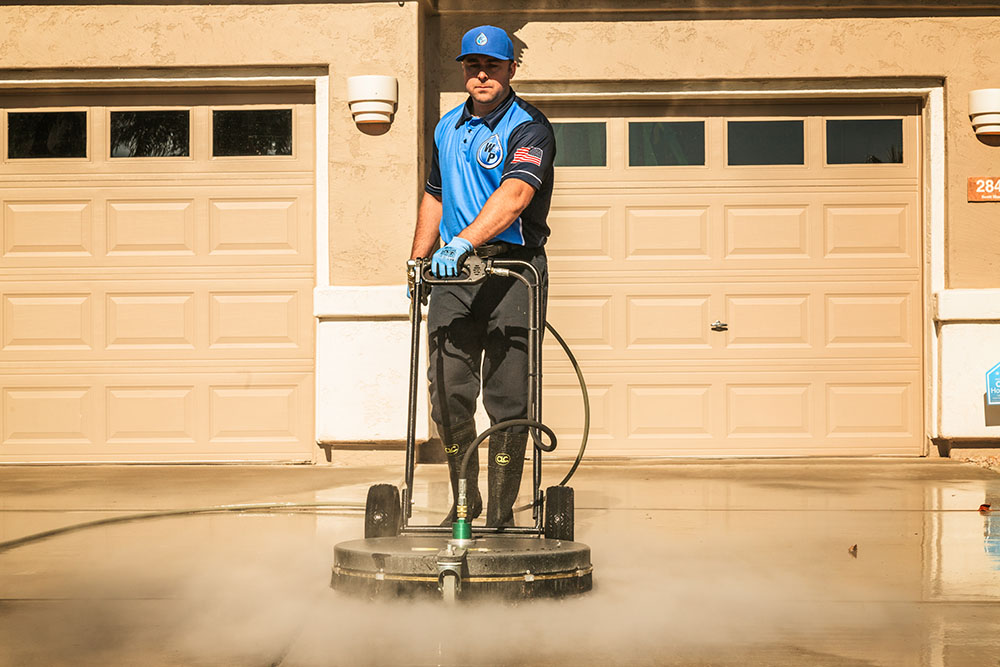 peoria-driveway-cleaning